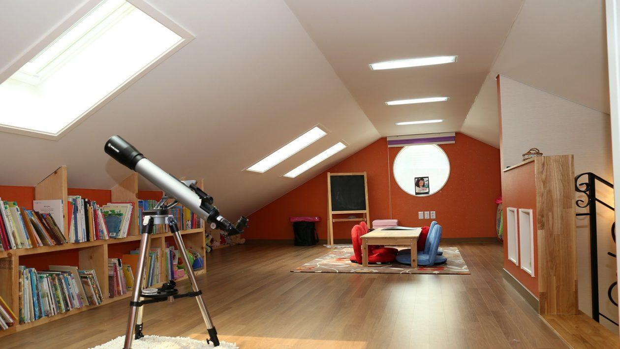 Arredare una mansarda dagli spazi alle luci il blog di for Arredare mansarda